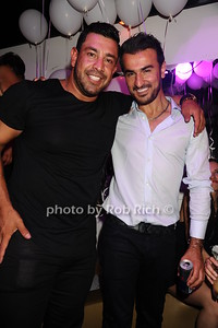 Richie Hosein and Zach Erdem Richie Hosien and Zach Erdem ( owners of AM Niteclub)  photo  by Rob Rich/SocietyAllure.com © 2016 robwayne1@aol.com 516-676-3939