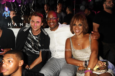Jonathan Cheban , Frank Cooper, Gayle King  photo  by Rob Rich/SocietyAllure.com © 2016 robwayne1@aol.com 516-676-3939