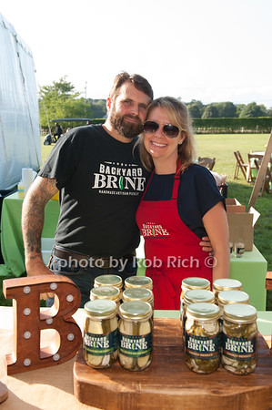 Rangy Kopke and Cori Kopke - Backyard Brine photo by D.Gonzalez for Rob Rich/SocietyAllure.com ©2017 robrich101@gmail.com 516-676-3939