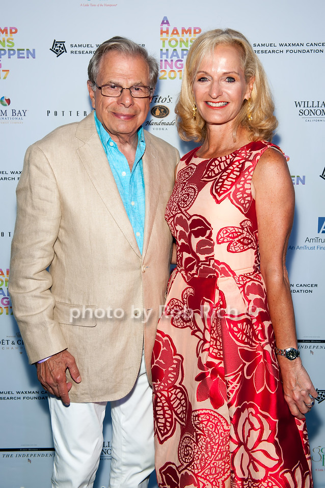 Dr.Samuel Waxman and Ann Liguori photo by D.Gonzalez for Rob Rich/SocietyAllure.com ©2017 robrich101@gmail.com 516-676-3939