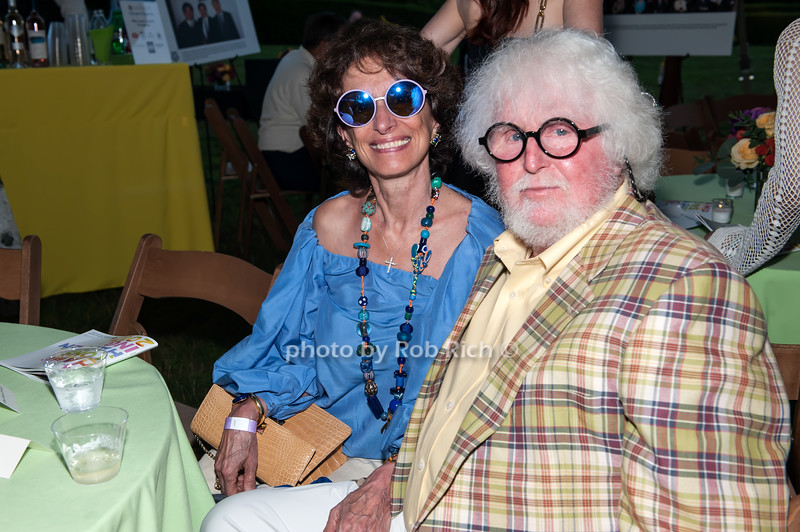 Rose Marie Bruno And William Jackey  photo by D.Gonzalez for Rob Rich/SocietyAllure.com ©2017 robrich101@gmail.com 516-676-3939
