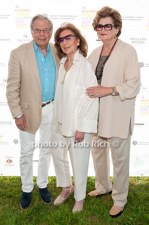 Dr.Samuel Waxman and Marion Waxman and Margaret Hayes photo by D.Gonzalez for Rob Rich/SocietyAllure.com ©2017 robrich101@gmail.com 516-676-3939