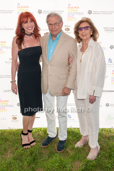 Norena Barbella and Samuel Waxman and Marion Waxman photo by D.Gonzalez for Rob Rich/SocietyAllure.com ©2017 robrich101@gmail.com 516-676-3939