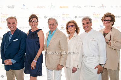 William T. Sullivan and Bobbie Lloyd and Dr.Samuel Waxman and Marion Waxman Chef Gabriel Kreuther and Margaret Hayes photo by D.Gonzalez for Rob Rich/SocietyAllure.com ©2017 robrich101@gmail.com 516-676-3939