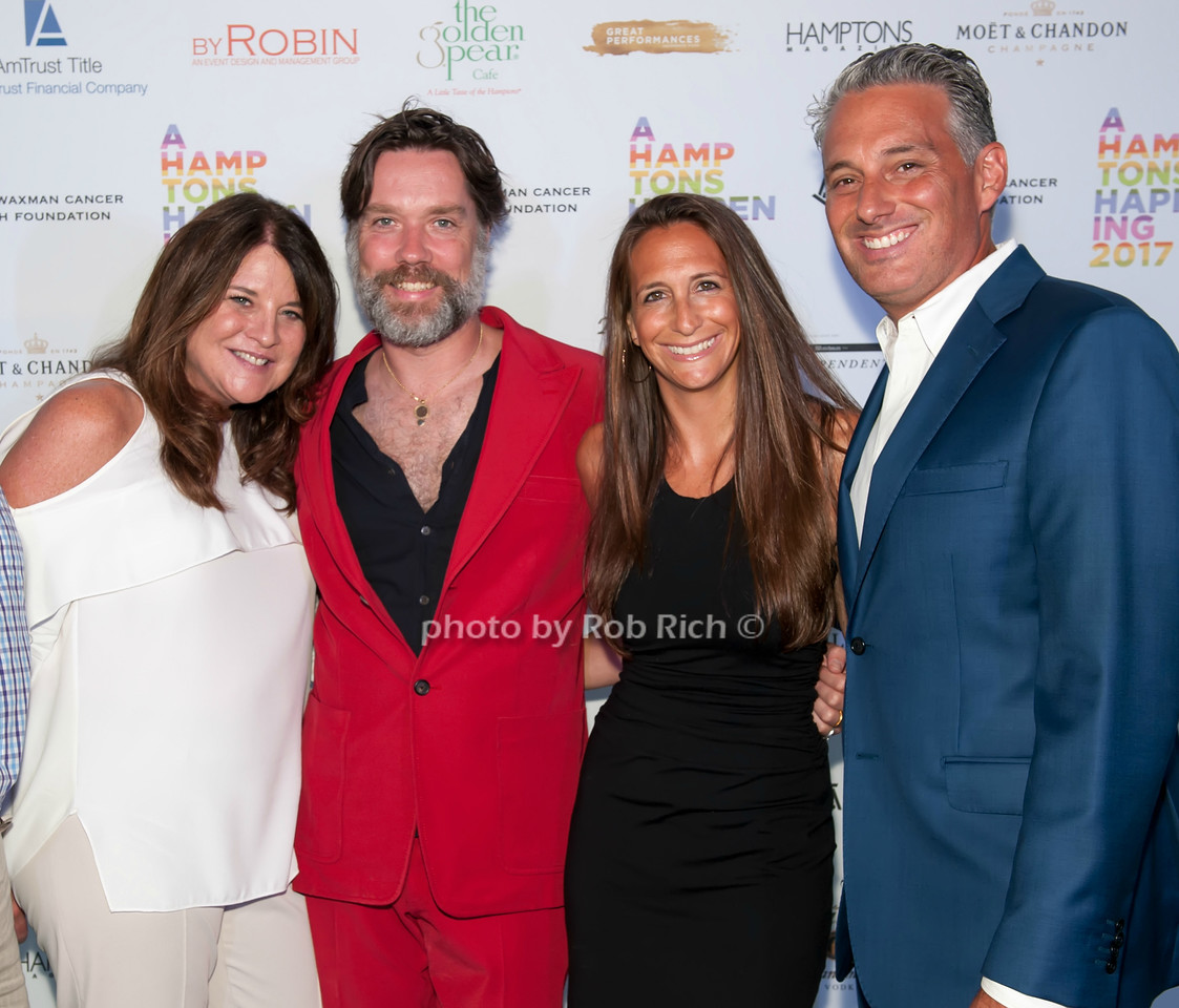 Chris Suozzi and Karen Amster-Young and Rufus Wainwright and Dana Forman and Brett Forman  photo by D.Gonzalez for Rob Rich/SocietyAllure.com ©2017 robrich101@gmail.com 516-676-3939