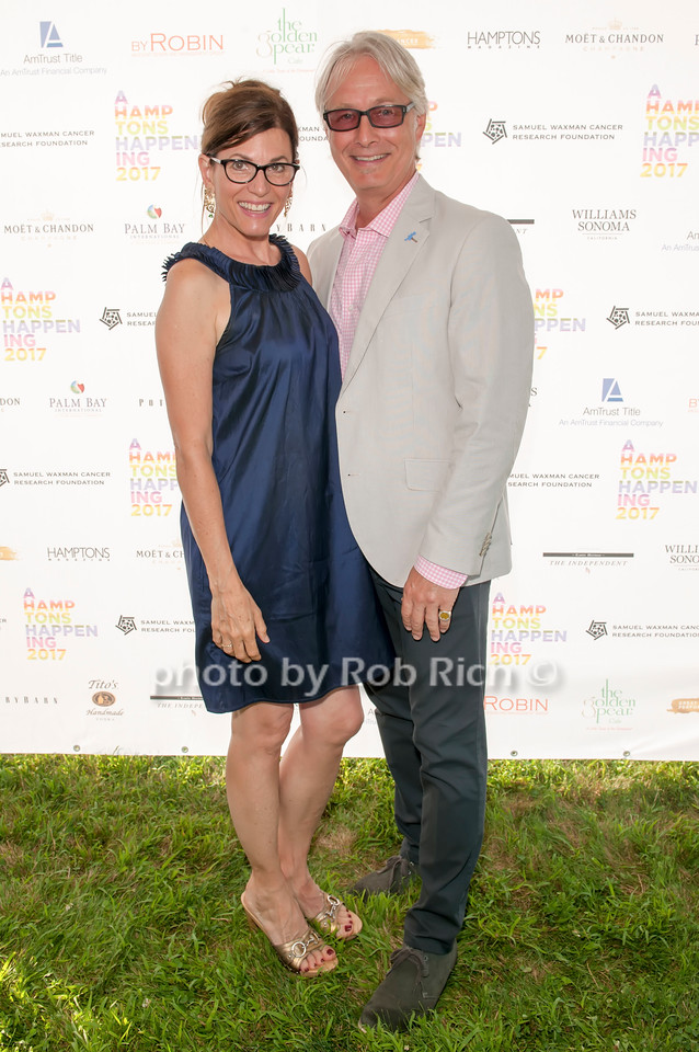 Bobbie Lloyd and Mark Petracca photo by D.Gonzalez for Rob Rich/SocietyAllure.com ©2017 robrich101@gmail.com 516-676-3939
