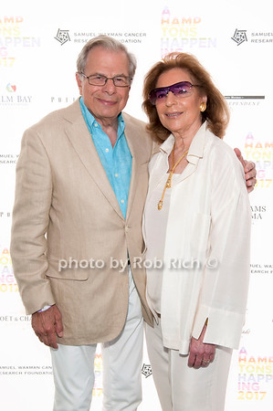 Dr. Samuel Waxman and Marion Waxman photo by D.Gonzalez for Rob Rich/SocietyAllure.com ©2017 robrich101@gmail.com 516-676-3939