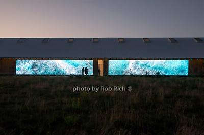 LIGHT/WAVES - Artist Clifford Ross
