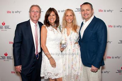 Jim & Elaine Saladino with Layne & Michael Liebelson