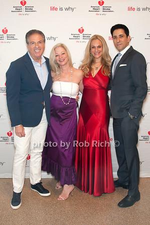 Glenn & Jennifer Myles with Consuelo Vanderbilt & Rafael Feldman