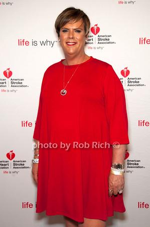 Wynne Nolwand, Chairman of the American Heart Association, L.I.