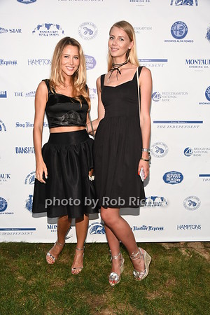 Kate Green and Xenia Green attend the 28th.Annual SOFO Summer Gala at the South Fork Natural History Museum in Bridgehampton on Saturday, July 8, 2017. photos by Rob Rich/SocietyAllure.com ©2017 robrich101@gmail.com 516-676-3939