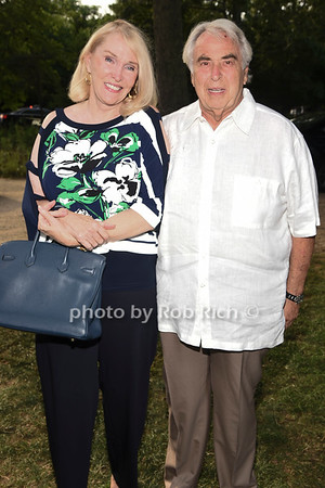 Jewel Morris and Bob Morris attend the 28th.Annual SOFO Summer Gala at the South Fork Natural History Museum in Bridgehampton on Saturday, July 8, 2017. photos by Rob Rich/SocietyAllure.com ©2017 robrich101@gmail.com 516-676-3939