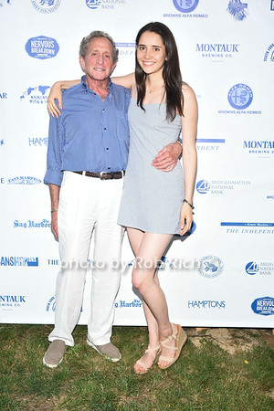 Jim Mindling and Natasha Mindling attend the 28th.Annual SOFO Summer Gala at the South Fork Natural History Museum in Bridgehampton on Saturday, July 8, 2017. photos by Rob Rich/SocietyAllure.com ©2017 robrich101@gmail.com 516-676-3939