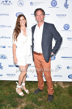 Christina Martin and Nick Martin ttend the 28th.Annual SOFO Summer Gala at the South Fork Natural History Museum in Bridgehampton on Saturday, July 8, 2017. photos by Rob Rich/SocietyAllure.com ©2017 robrich101@gmail.com 516-676-3939