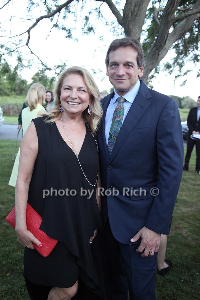 Debra Halpert and David Greenberg