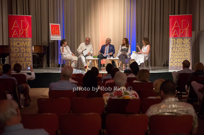 L to R Judith Schultz, Giancarlo Impiglia, Ron Burkhardt, Brenda von Schweickhardt & Patricia Corrigan photo by D.Gonzalez for Rob Rich/SocietyAllure.com ©2017 robrich101@gmail.com 516-676-3939