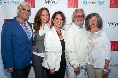 Ron Burkhardt, Brenda von Schweickhardt, Maria Van Vlodrop, Giancarlo Impiglia & Judith Schultz photo by D.Gonzalez for Rob Rich/SocietyAllure.com ©2017 robrich101@gmail.com 516-676-3939