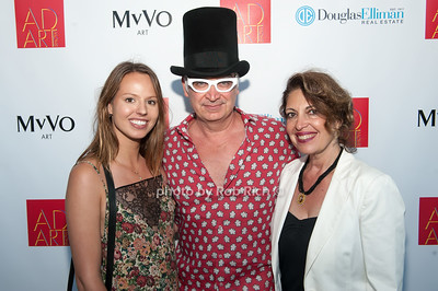Madlin Grace, Kevin Berlin & Maria Van Vlodrop photo by D.Gonzalez for Rob Rich/SocietyAllure.com ©2017 robrich101@gmail.com 516-676-3939