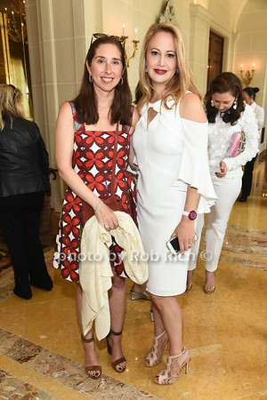Robyn Stonehill and Nina Rennert Davidson attend the American Friends of the Open University of Israel Luncheon & Fashion extravaganza  at the Hamptons' residence of Ingeborg  and Ira Leon Rennert on Friday, July 7, 2017. photo by Rob Rich/SocietyAllure.com ©2017 robrich101@gmail.com 516-676-3939