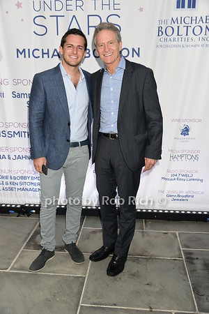 """An Intimate Evening Under the Stars with Michael Bolton"""""""