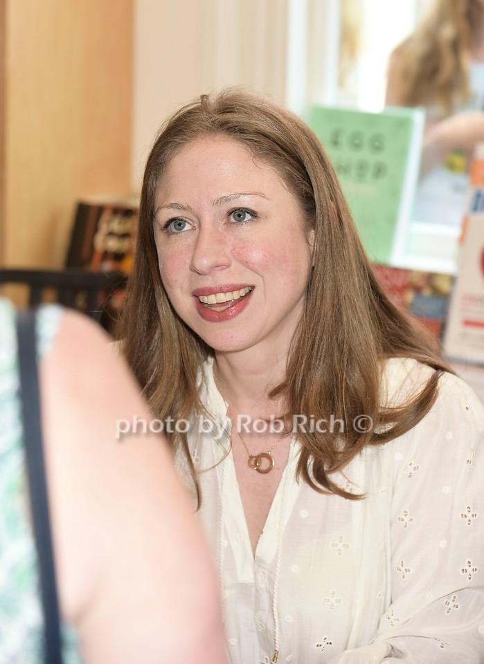 Chelsea Clinton Hampton Book Signing 2017
