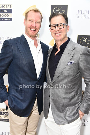 Eric Gunhus and Howard Williams photo by Rob Rich/SocietyAllure.com ©2017 robrich101@gmail.com 516-676-3939