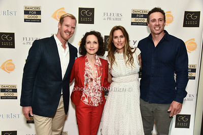 Eric Gunhus, Bebe Neuwirth, Christina Greeven Cuomo,Chris Cuomo photo by Rob Rich/SocietyAllure.com ©2017 robrich101@gmail.com 516-676-3939