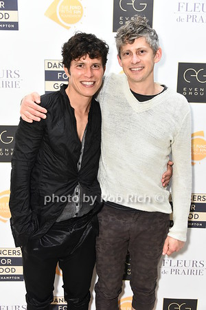Anthony Goicolea and Tom Kelterborn photo by Rob Rich/SocietyAllure.com ©2017 robrich101@gmail.com 516-676-3939