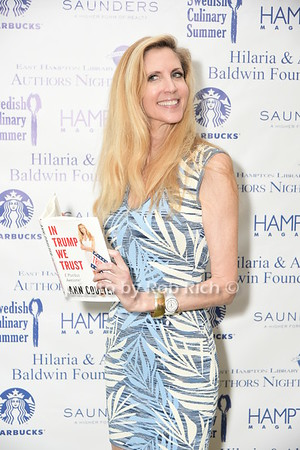 13th. Annual East Hampton Library Author's Nite