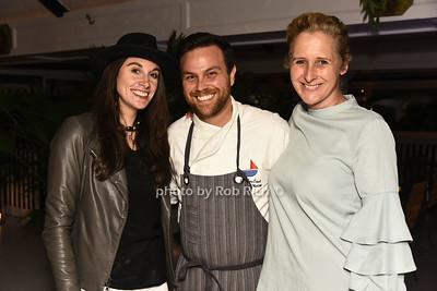 Aisling, Andrew Molen, and Tana Turnbull-Hardwick
