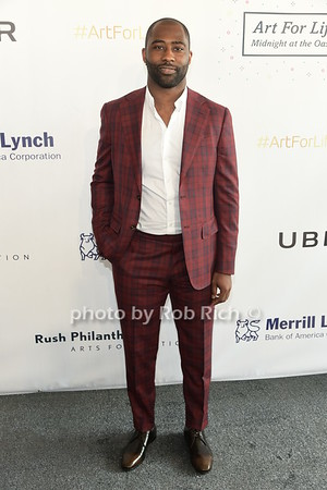 Darrelle Revis attends Russell Simmons Rush Philanthropic Arts Foundation Annual Art for Life Benefit  at Fairview Farms in Watermill on Saturday, July 15, 2017. photo by Rob Rich/SocietyAllure.com ©2017 robrich101@gmail.com 516-676-3939