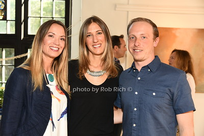 Beth McNeill, Laura Carrozzi, Josh Bluedorn photo by Rob Rich/SocietyAllure.com ©2017 robrich101@gmail.com 516-676-3939