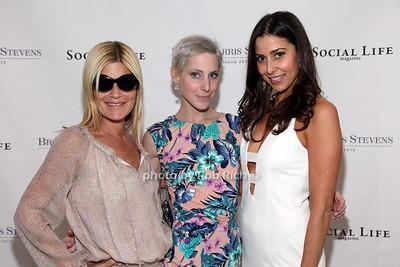 LIzzie Grubman, Lili Sarnyai, Christine Montanti