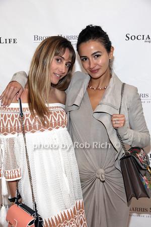 Rachel Heller, Ellie Shahgoli