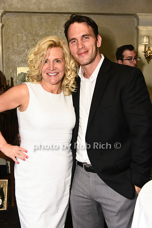 Victoria Gorman and Tom Hynes attend the Southampton Cultural Society's annual gala at the Social Club in Southampton on Sunday, June 4, 2017.   photo  by Rob Rich/SocietyAllure.com ©2017 robrich101@gmail.com 516-676-3939