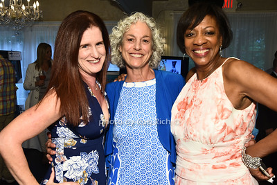 Mrs.Ramos, Nancy Thomas, Sarah Lopez attend the Southampton Cultural Society's annual gala at the Social Club in Southampton on Sunday, June 4, 2017.   photo  by Rob Rich/SocietyAllure.com ©2017 robrich101@gmail.com 516-676-3939
