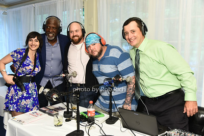 Gianna Vilpe, Dan Gasby,Brian Breault, Chet Martin,and Justin Dickerson attend the Southampton Cultural Society's annual gala at the Social Club in Southampton on Sunday, June 4, 2017.   photo  by Rob Rich/SocietyAllure.com ©2017 robrich101@gmail.com 516-676-3939