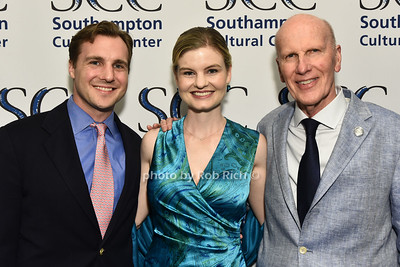 Gordon Faux, Sarah Faux, and Tom Knight attend the Southampton Cultural Society's annual gala at the Social Club in Southampton on Sunday, June 4, 2017.   photo  by Rob Rich/SocietyAllure.com ©2017 robrich101@gmail.com 516-676-3939