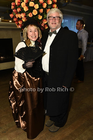 Bonnie Grice and Steve Gould attend the Southampton Cultural Society's annual gala at the Social Club in Southampton on Sunday, June 4, 2017.   photo  by Rob Rich/SocietyAllure.com ©2017 robrich101@gmail.com 516-676-3939
