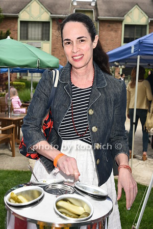 Cygalle Dias attends the Southampton Inn's annual Memorial Day party in Southampton on May 28, 2017.