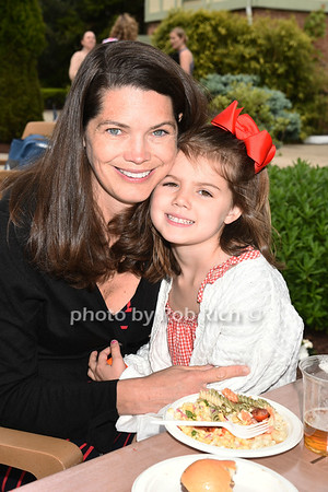 Dr.Terese Fay and Francesca Tinghino attend the Southampton Inn's annual Memorial Day party in Southampton on May 28, 2017.