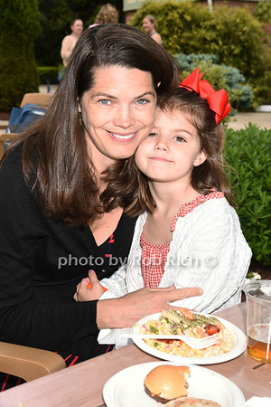 Dr.Terese Fay and Francesca Tinghino photo by Rob Rich/SocietyAllure.com ©2017 robrich101@gmail.com 516-676-3939