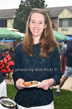 Alexandra Andreassen attends the Southampton Inn's annual Memorial Day party in Southampton on May 28, 2017.