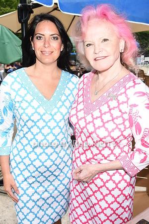 Nicole Dicocco and Jane Pontarelli  photo by Rob Rich/SocietyAllure.com ©2017 robrich101@gmail.com 516-676-3939