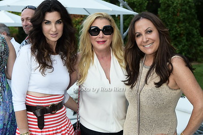 Stacey Garson,Michelle Walker, Amanda Goldstein