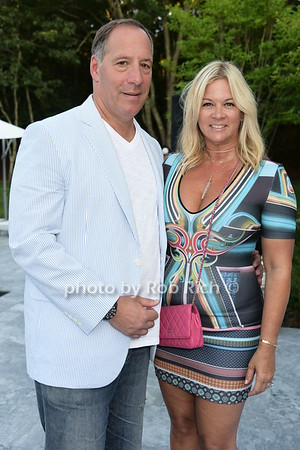 Ron Fishman and Lisa Stone