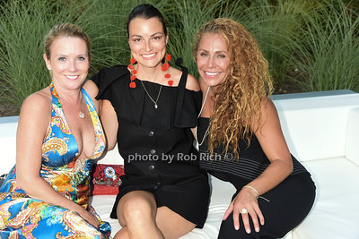 Kathleen Histon, Anahid Hatzigeorgiou, and Crystal Behar