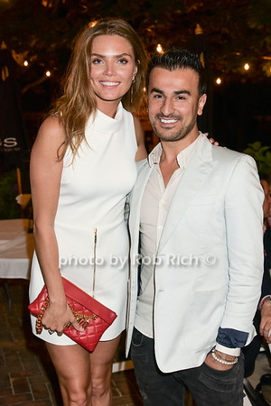 Dutch model Kim Feenstra and Zach Erdem photo by Rob Rich/SocietyAllure.com ©2017 robrich101@gmail.com 516-676-3939