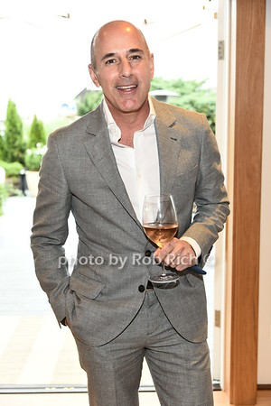 Matt Laurer attends the benefit for the Sag Harbor Cinema sponsored by the Sag Harbor Patrnership at Bibloquet Restaurant in Sag Harbor on Friday, June 16, 2017, photo by Rob Rich/SocietyAllure.com ©2017 robrich101@gmail.com 516-676-3939